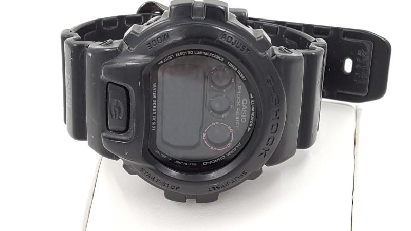 Men's Casio Black G-Shock Digital Watch 1289*AS-IS*
