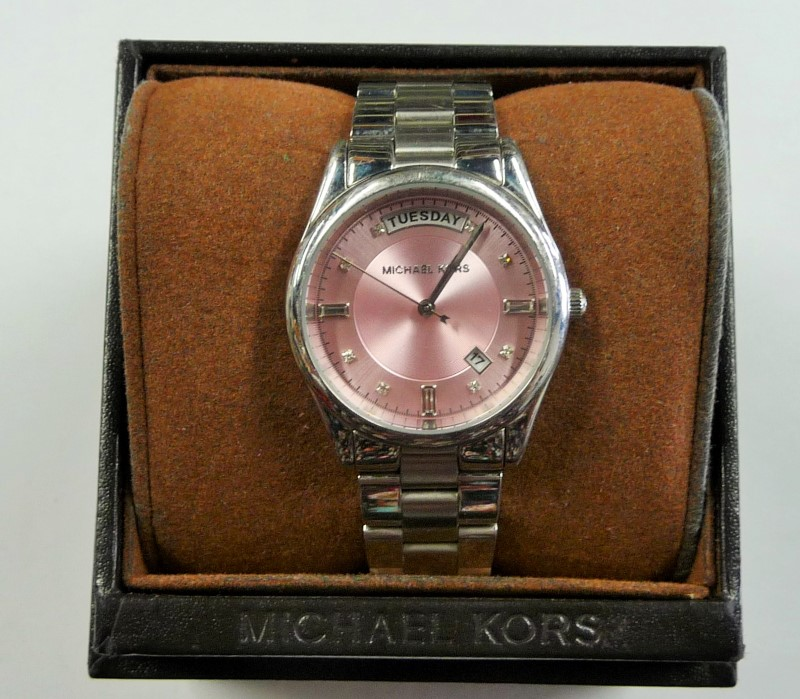 MICHAEL KORS Lady's Wristwatch MK-6069