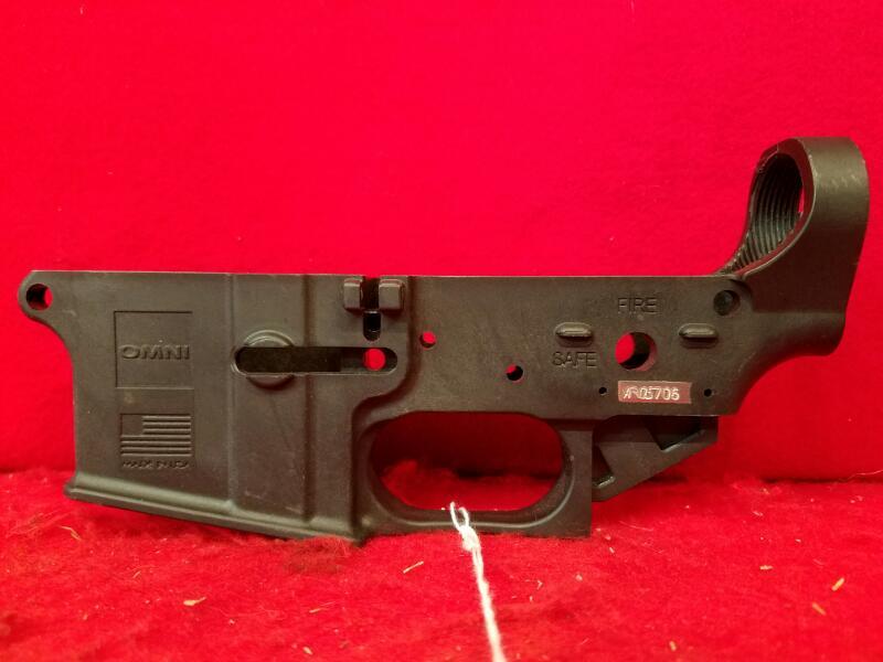 American Tactical OMNI Hybrid Polymer AR Stripper Lower Receiver