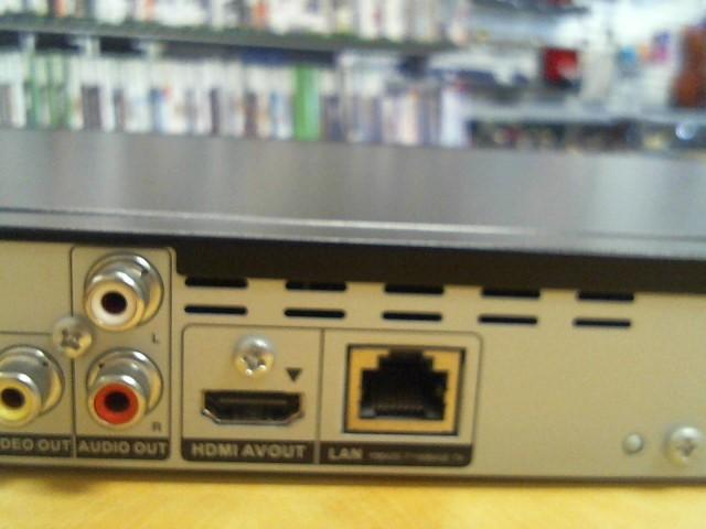 PANASONIC Blu-Ray Player DMP-BD871