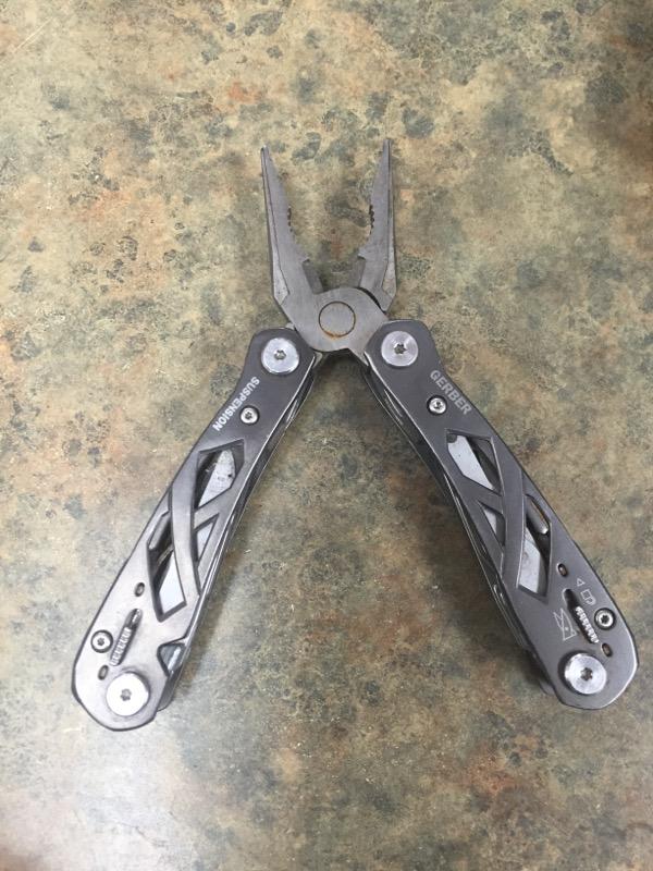 GERBER Pocket Knife SUSPENSION
