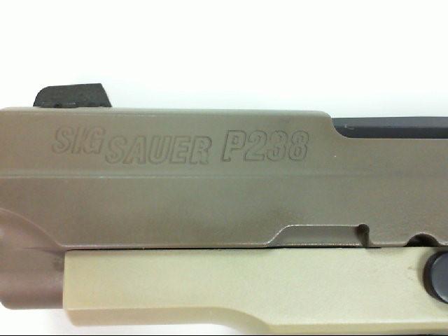 SIG SAUER Pistol P238