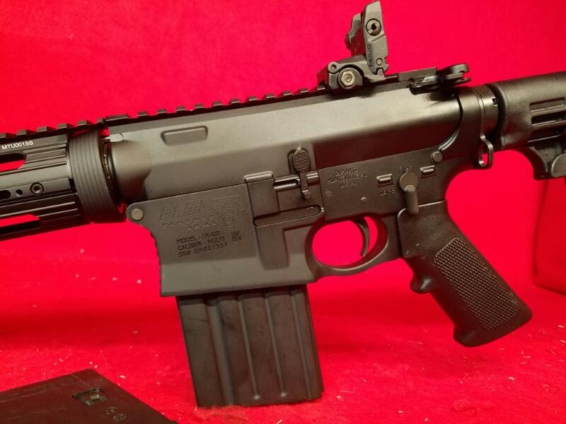 "DPMS G2 Panther LR-308 AR10 Rifle / .308 / 4 Mags / UTG 7"" Rail"