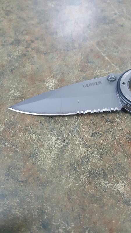 GERBER Pocket Knife REMIX TACTICAL POCKET KNIFE