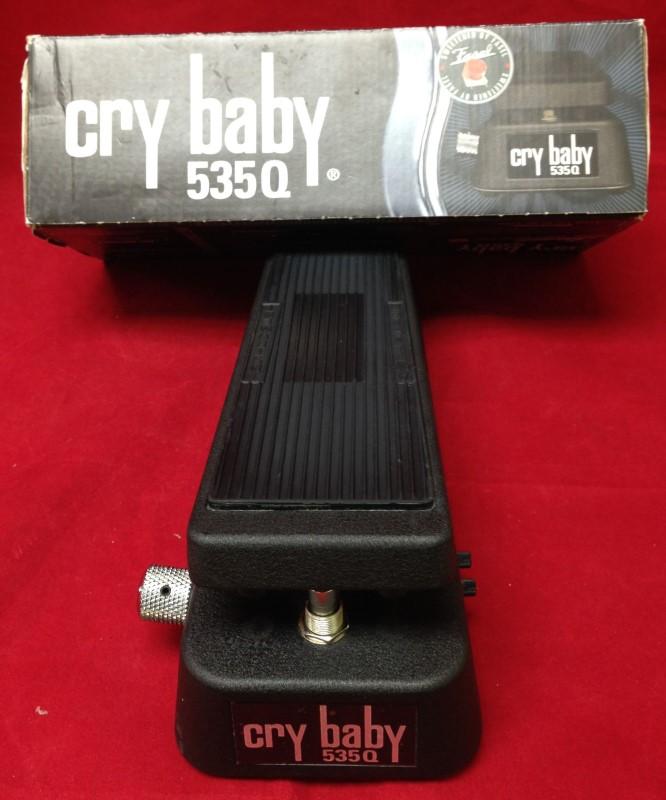 CRYBABY Effect Equipment 535Q