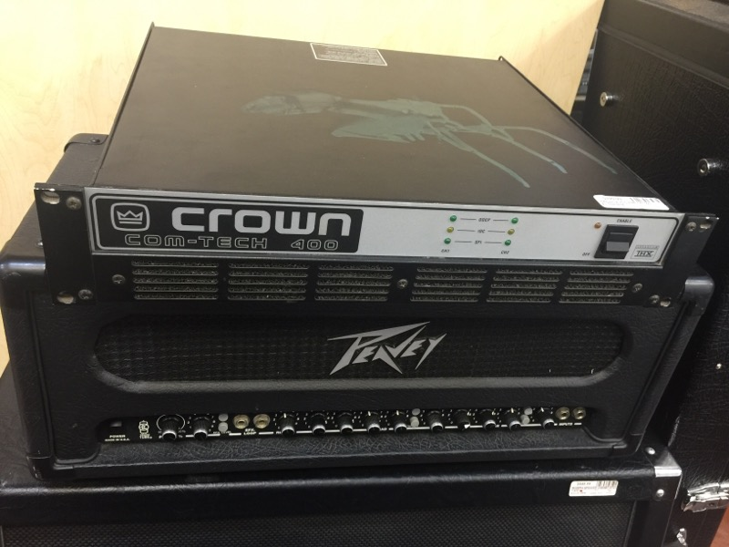 CROWN AUDIO Amplifier CE1000