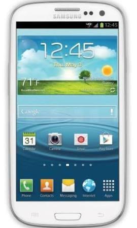 SAMSUNG Cell Phone/Smart Phone GALAXY S III