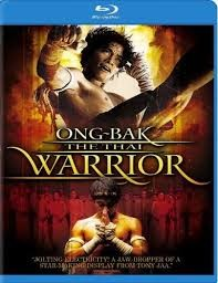 BLU-RAY MOVIE Blu-Ray ONG-BAK THE THAI WARRIOR