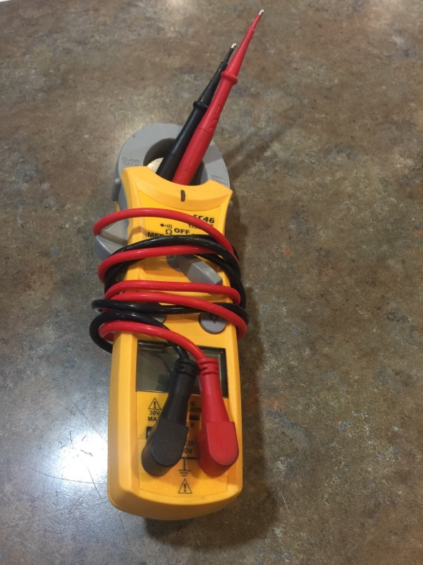 FIELDPIECE Multimeter SC46