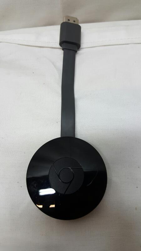 GOOGLE Digital Media Receiver CHROMECAST NC2-6A5