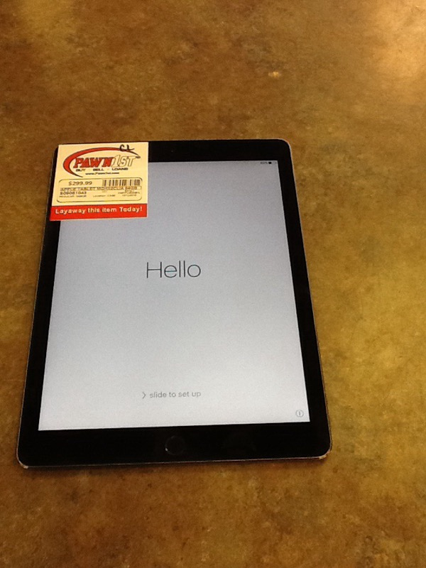 APPLE Tablet MGHX2CL/A