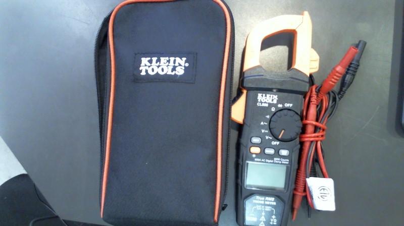 KLEIN TOOLS Multimeter CL600