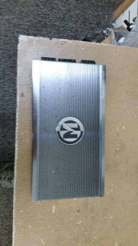 MEMPHIS AUDIO Car Amplifier 16 MC2004