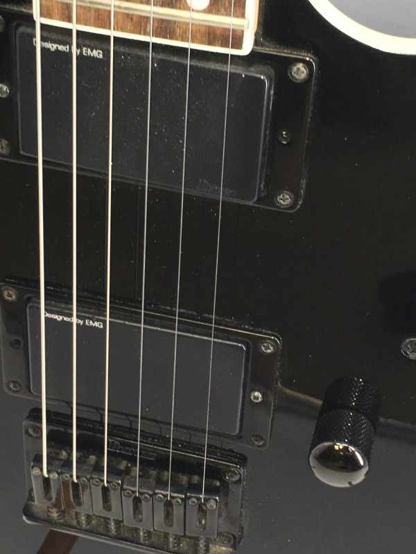 IBANEZ RG2EX1 ELECTRIC GUITAR