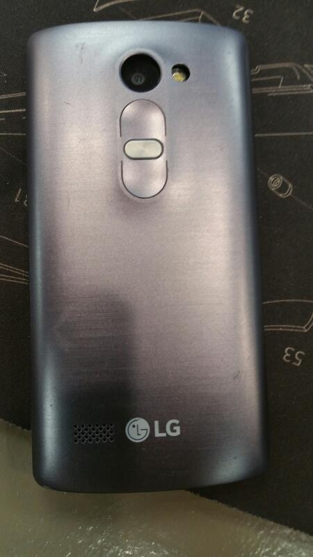 LG Cell Phone/Smart Phone LEON LTE