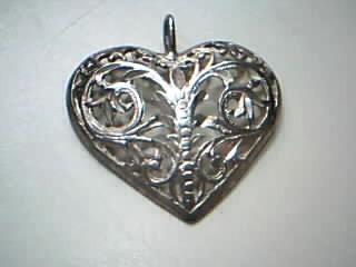 Silver Pendant 925 Silver 2.1g