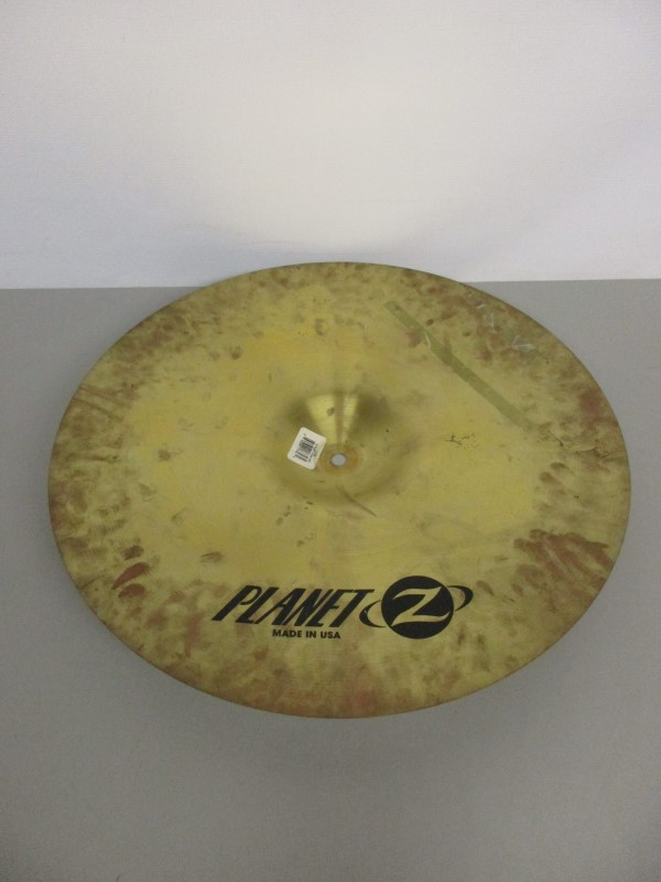 "PLANET Z 18"" CRASH RIDE CYMBAL"