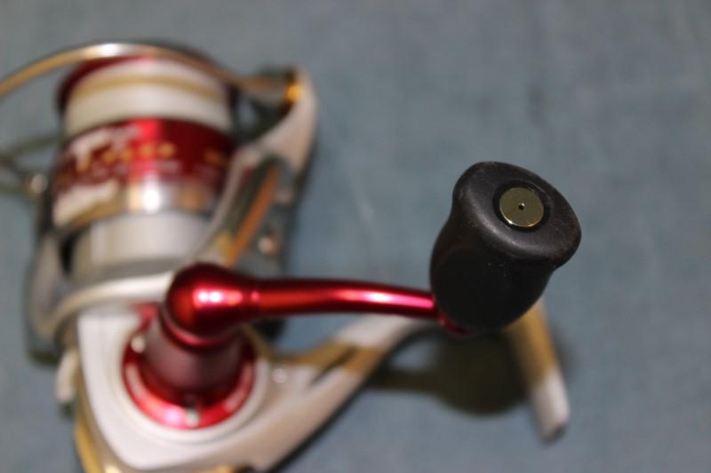 Team Daiwa Fuego Spinning Reel 1500A