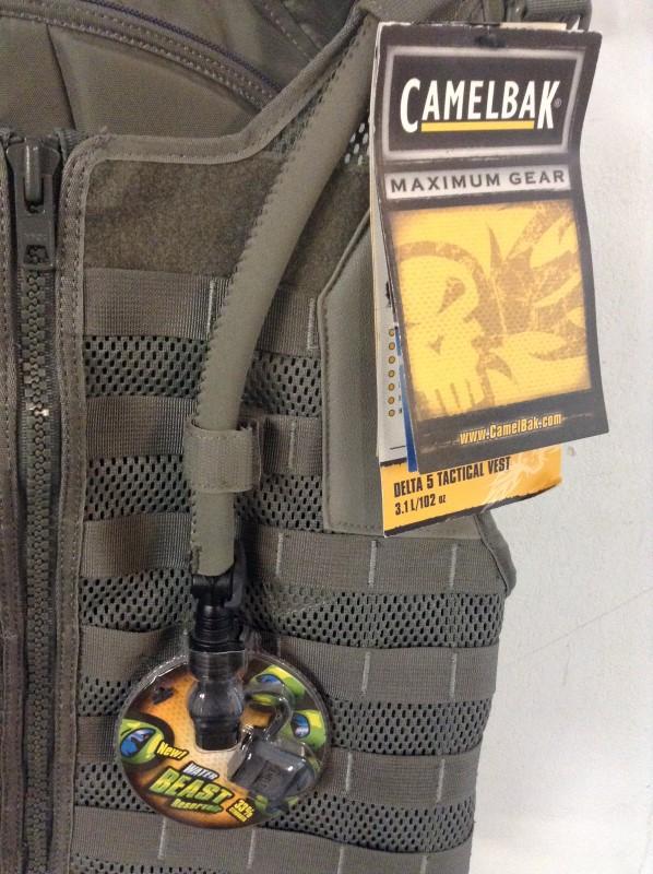 CAMELBAK Outdoor Backpack HYDRATE OR DIE