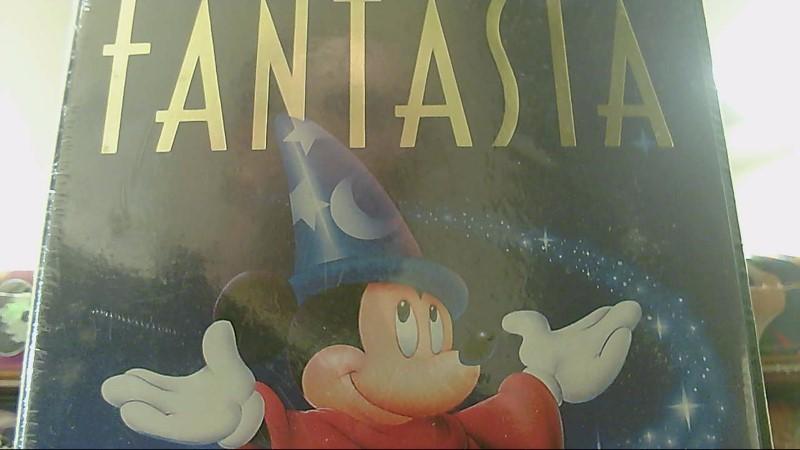 Factory Sealed Disney Fantasia VHS