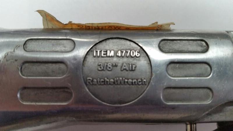 """Central Pneumatic 3/8"""" Air Pneumatic Ratchet 47706"""