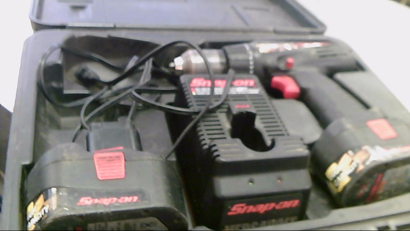 SNAP ON 18V DRILL CDR3850,CHARGER