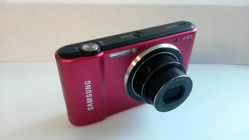 SAMSUNG Digital Camera ST66