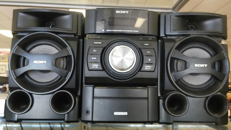 SONY Boom Box HCD-EC69I