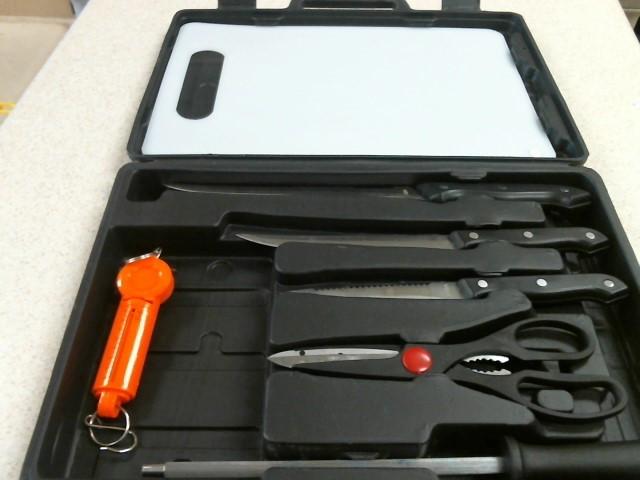 BUTCHER'S BEST KNIFES