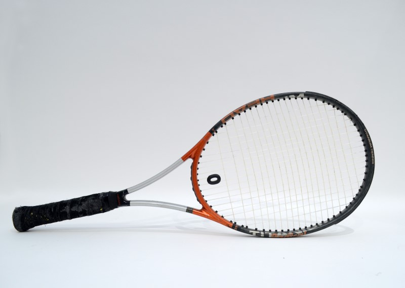 Head (2) Two Tennis Racquets 1 Adult Ti. Radical, 1 Youth Agassi>