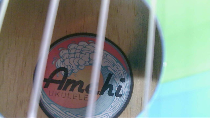 New Amahi Ukulele DDUK10