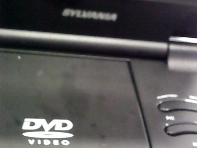 SYLVANIA DVD Player SDVD7002 PORTABLE DVD PLAYER