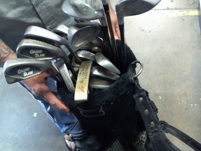 PRO SELECT Golf Club Set GOLF CLUBS