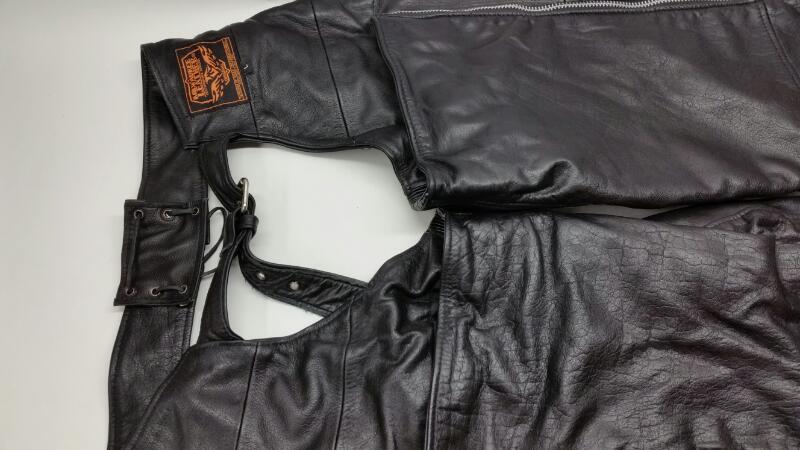 MILWAUKEE Coat/Jacket LEATHER CHAPS