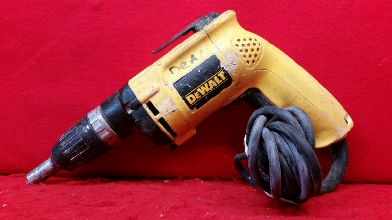 Dewalt 5300 RMP High-Speed Variable Speed Reversible Drywall Gun