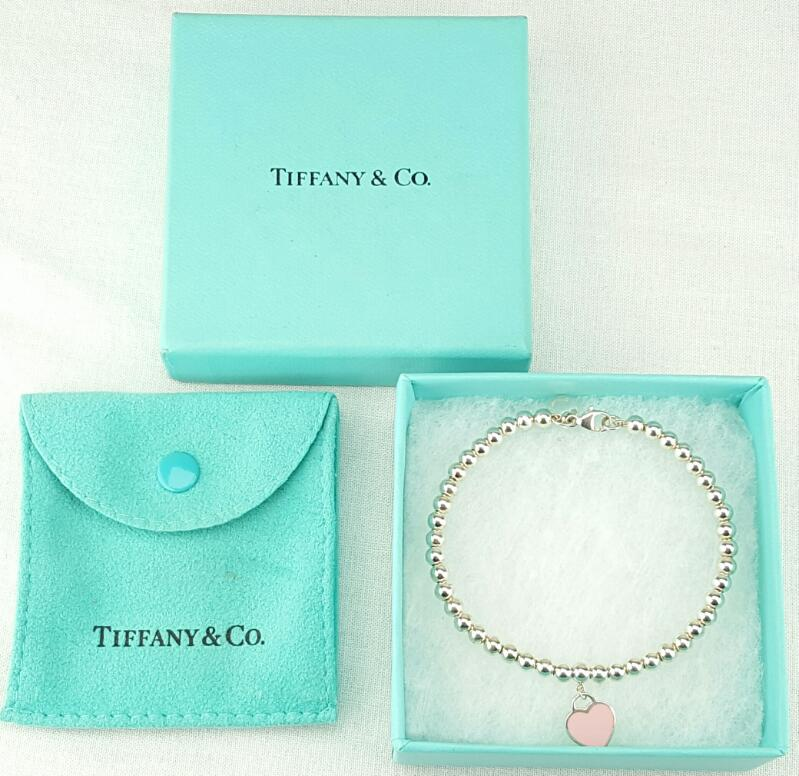 Tiffany & Co. Silver Bracelet 925 Silver 5.6g