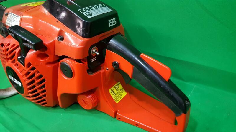 ECHO Chainsaw CS-450P
