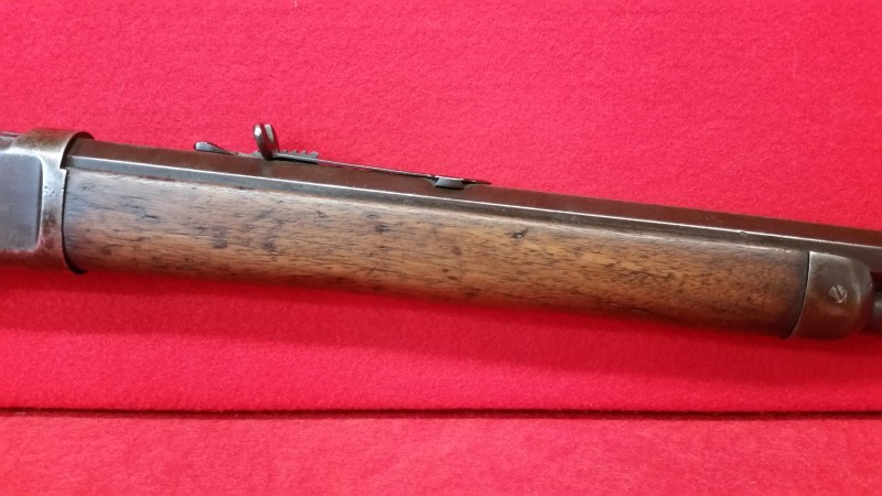 "Winchester Model 1892 38 WCF Lever Action Rifle - 24"" Octagon Barrel"