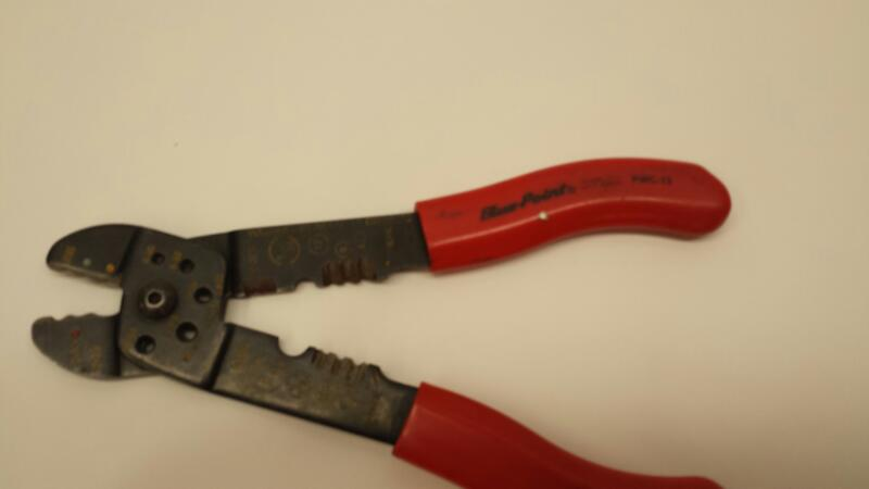 Blue-Point Model PWC-13 Wire Cutter/Stripper