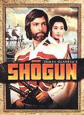 SHOGUN MINI-SERIES COLLECTION DVD USA COMPLETE IN BOX 5 DISC SET