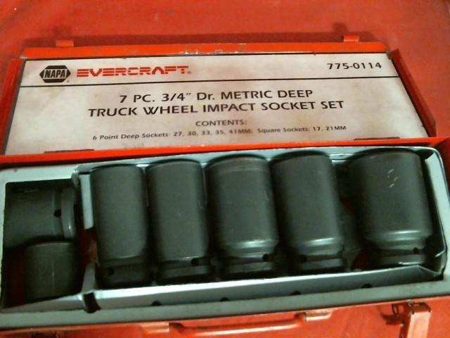 NAPA Tool Box EVERCRAFT