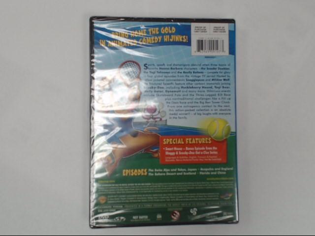 DVD MOVIE SCOOBY'S ALL STAR LAFF-A LYMPICS VOL. 1
