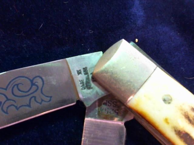 CASE KNIFE Pocket Knife 5254SSP