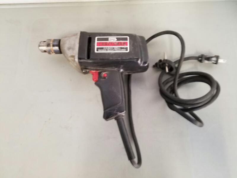 CRAFTSMAN Corded Drill 31510491