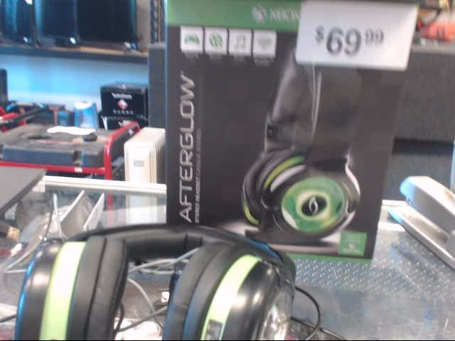 AFTERGLOW Headphones PDP