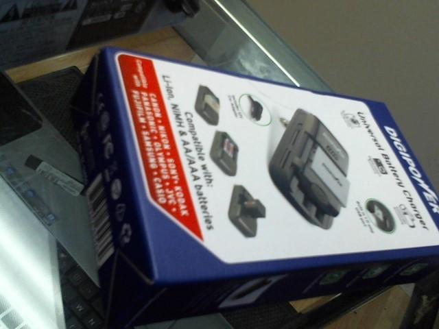 DIGIPOWER Battery/Charger TC-U450