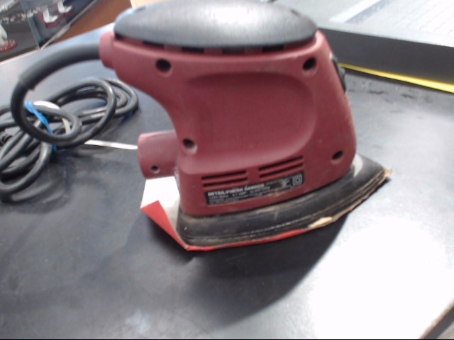 TOOL SHOP Vibration Sander DETAIL SANDER