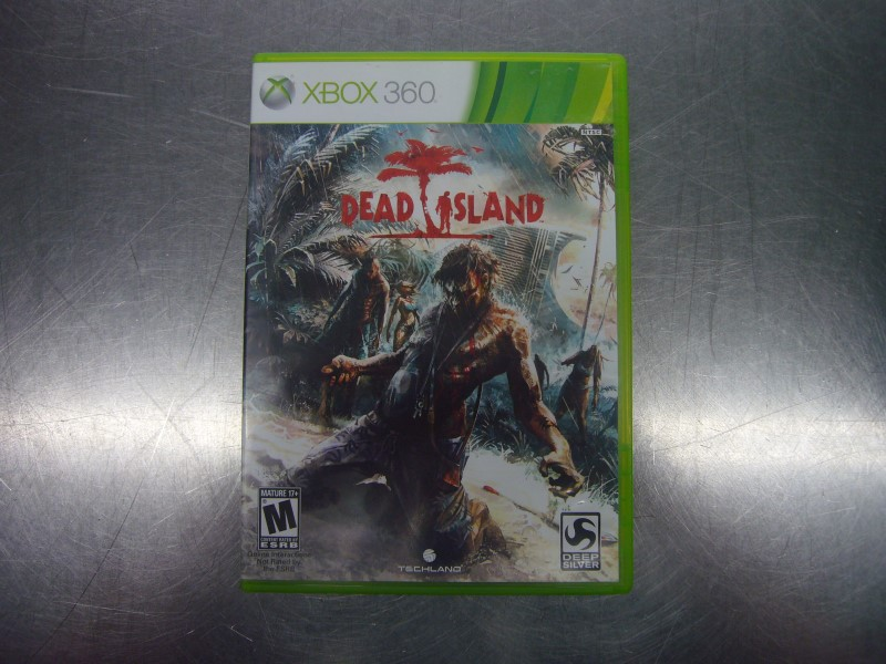 MICROSOFT XBOX 360 Game DEAD ISLAND