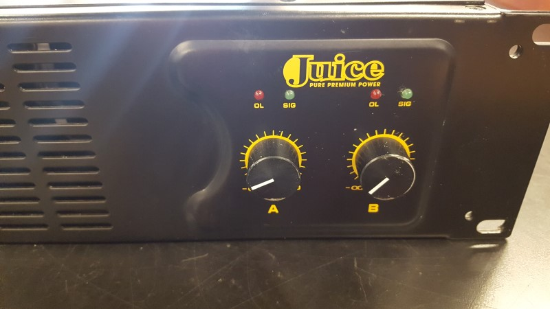 TAPCO PRODUCTS Rack Gear JUICE J800