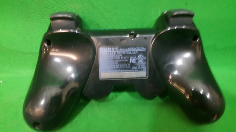 Sony Playstation 3 Wireless Dualshock 3 Controller PS3 - Black (CECHZC2U)